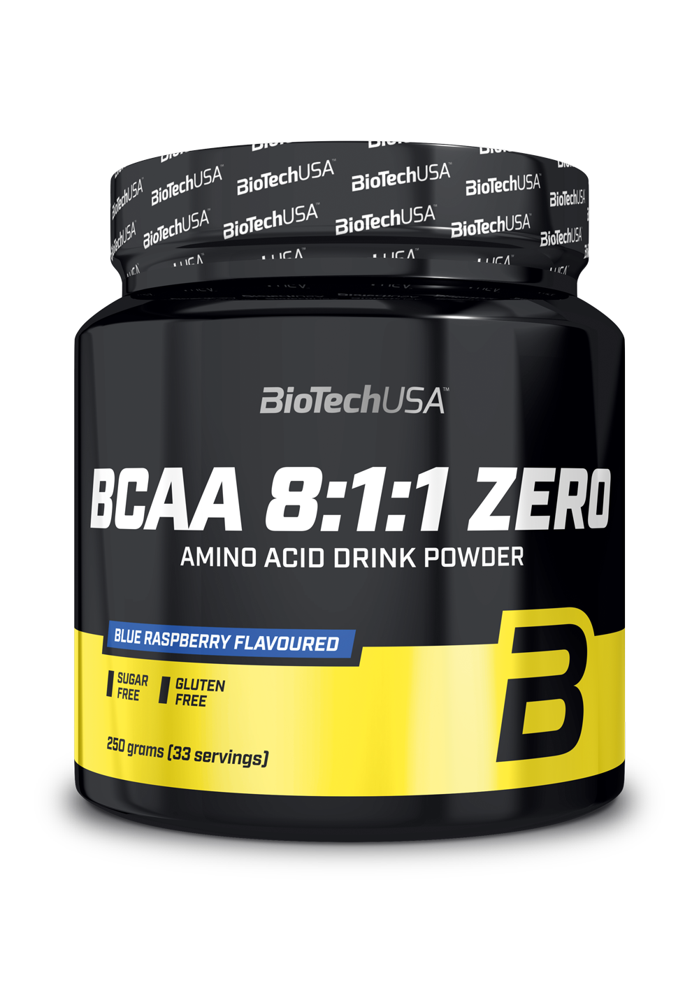 BioTech USA BCAA 8:1:1 Zero 250 g