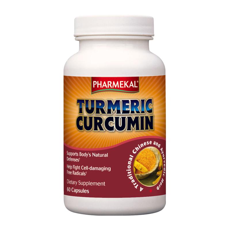 Pharmekal Turmeric Curcumin 60 kaps