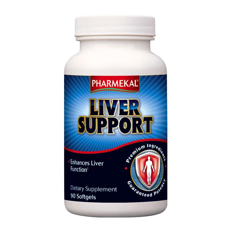 Pharmekal Liver Support 90 kaps