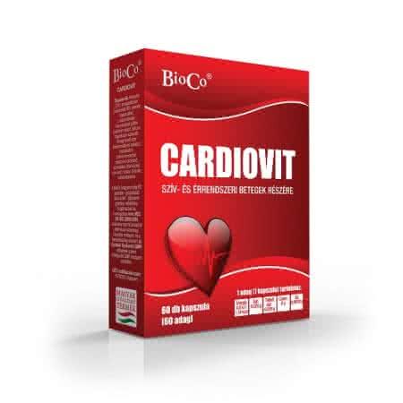 BioCo Cardiovit 60 kaps