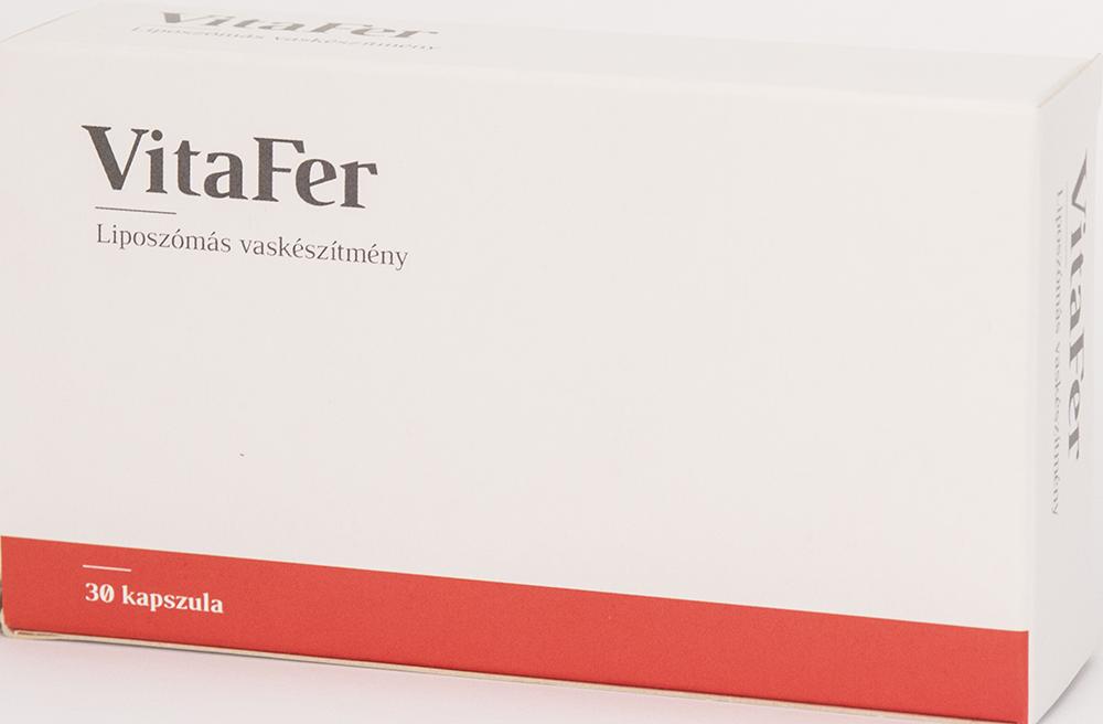 VitaKing VitaFer 30 kaps