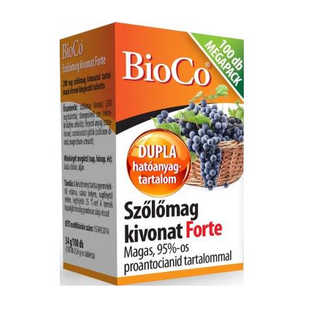 BioCo Grapeseed Forte 100 tbl.