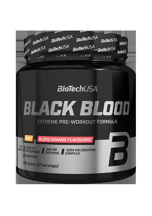 BioTech USA Black Blood NOX+ 330 g