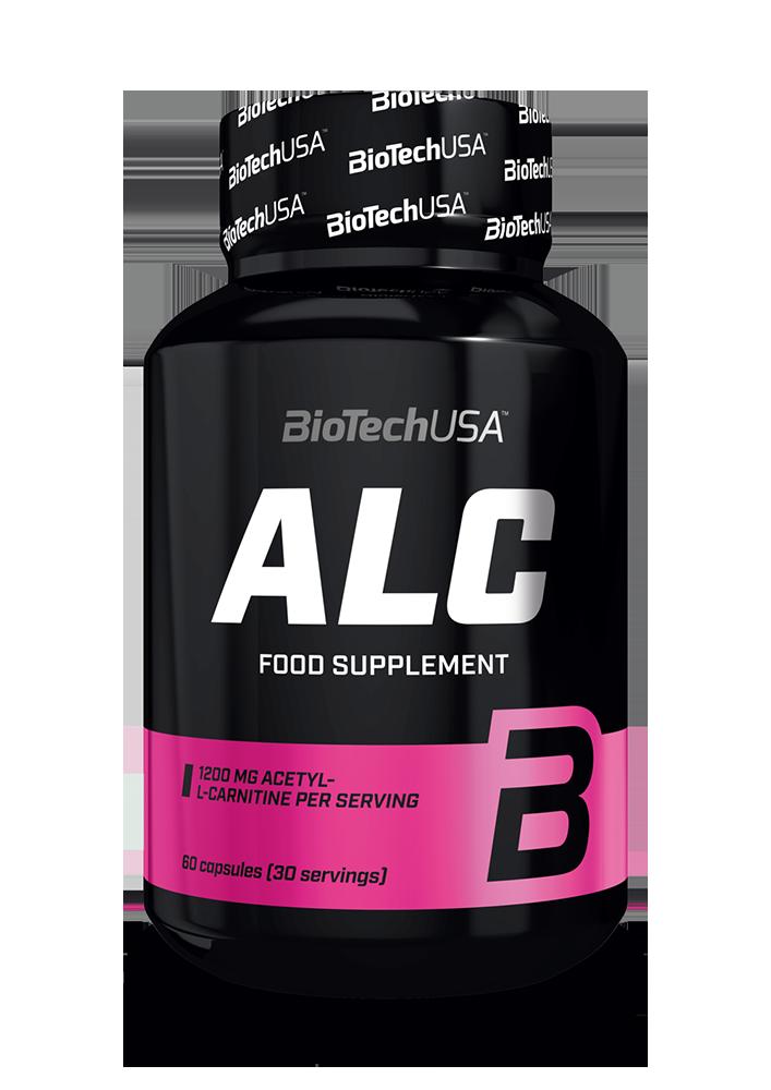 BioTech USA ALC 60 kaps