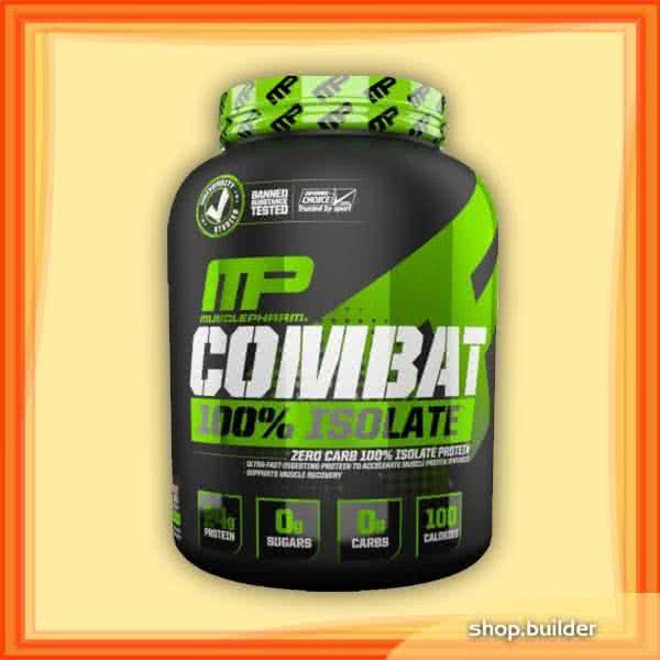 MusclePharm Combat 100% Isolate 2,269 kg