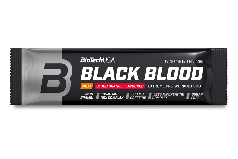 BioTech USA Black Blood NOX+ 19 g