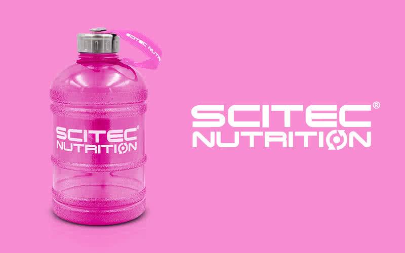 Scitec Nutrition Láhev na vodu 1.3 L