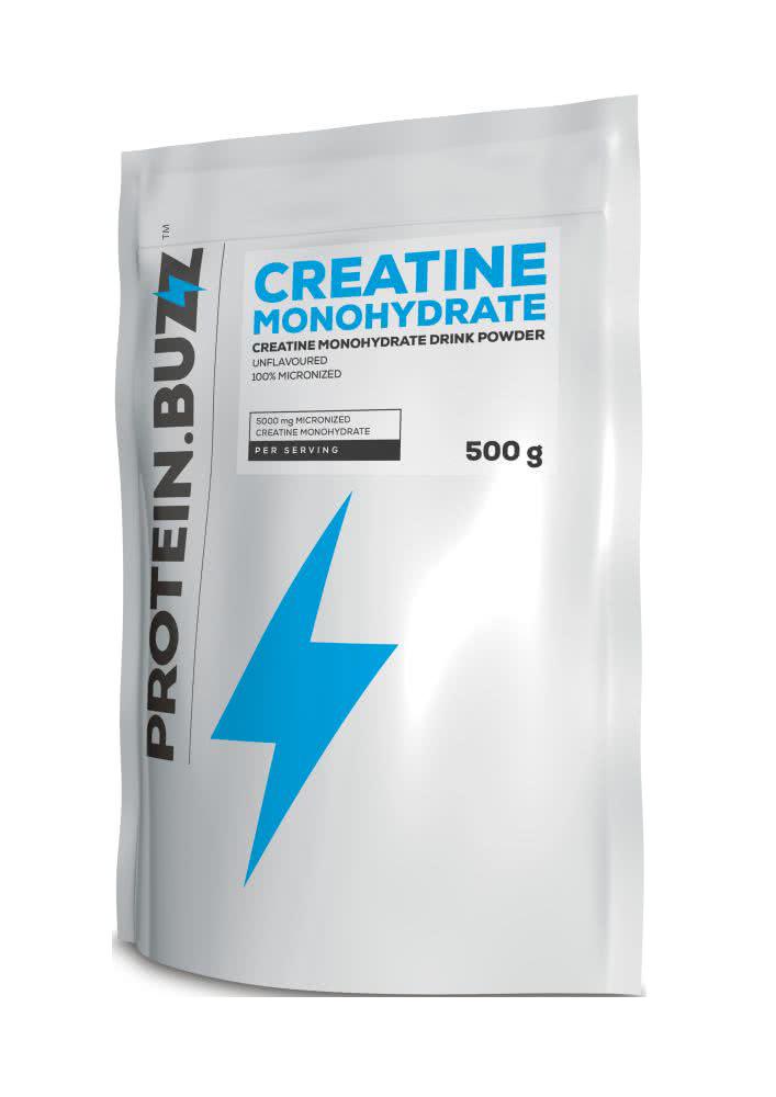 Protein Buzz Creatine Monohydrate 500 g