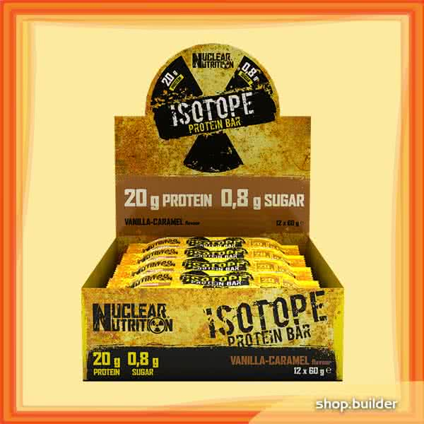 Další produkty Nuclear Isotope Protein Bar 60 g