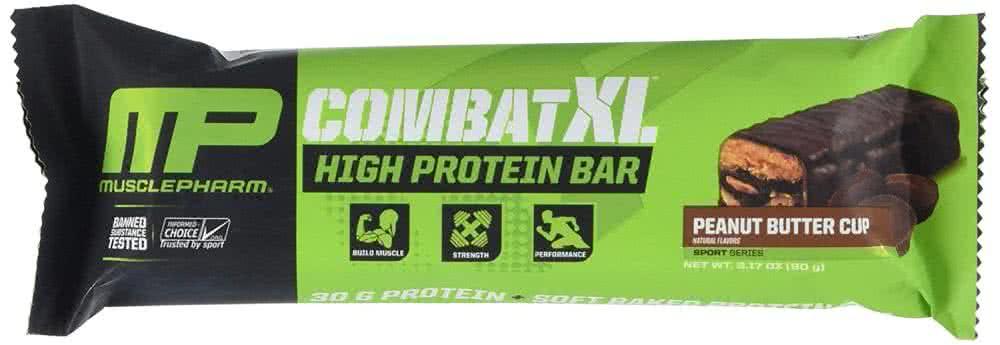 MusclePharm Combat XL High Protein Bar 90 g