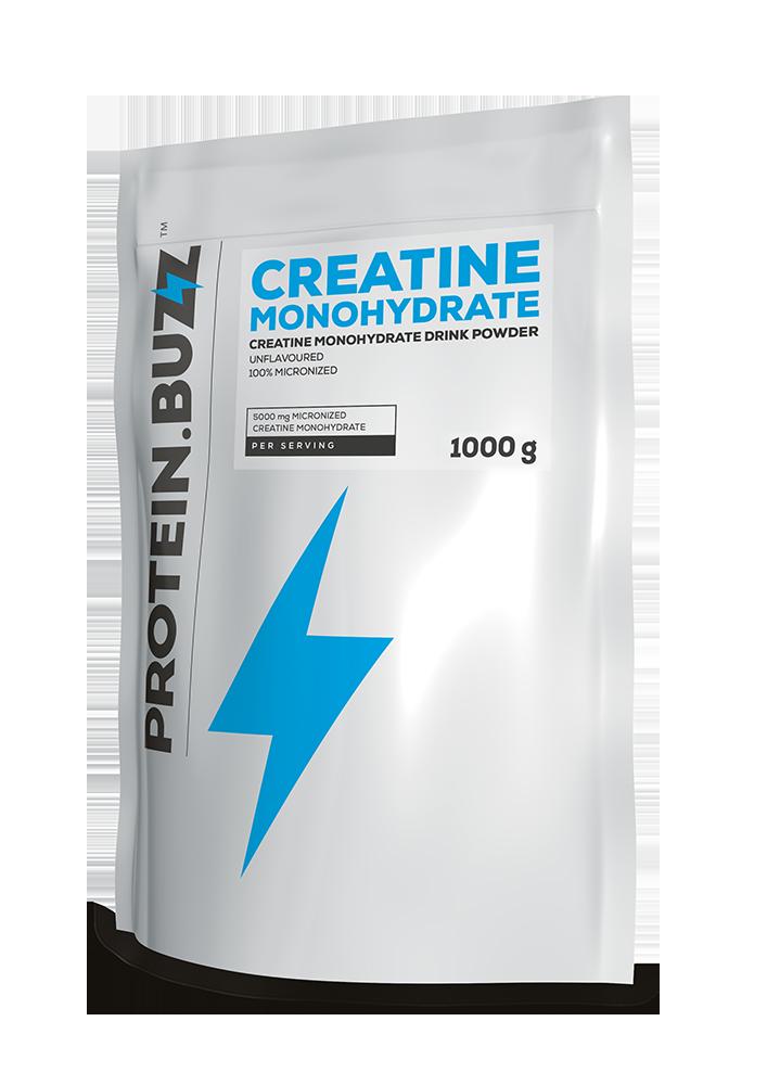 Protein Buzz Creatine Monohydrate 1000 g