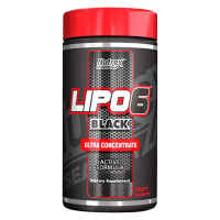 NutreX Research Lipo 6 Black Ultra Concentrate Powder (75 g)