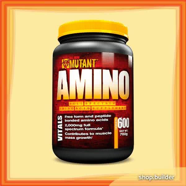 Mutant Mutant Amino 600 tbl.
