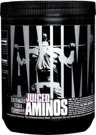 Animal Pak Juiced Aminos 358/377 g