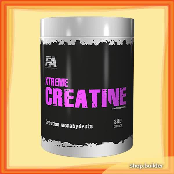 Fitness Authority Xtreme Creatine Tabs 300 tbl.