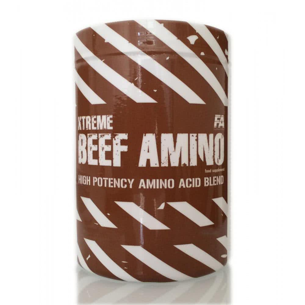 Fitness Authority Xtreme Beef Amino 600 tbl.