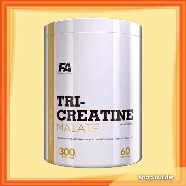 Fitness Authority Tri-Creatine Malate 300 g