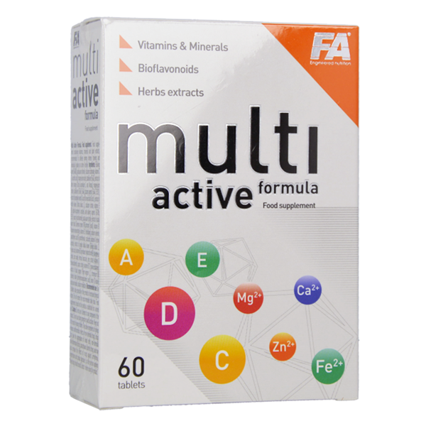 Fitness Authority Multi Active Formula 60 tbl.