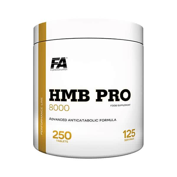 Fitness Authority HMB Pro 8000 250 tbl.