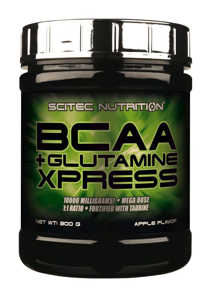Scitec Nutrition BCAA + Glutamine Xpress 300 g