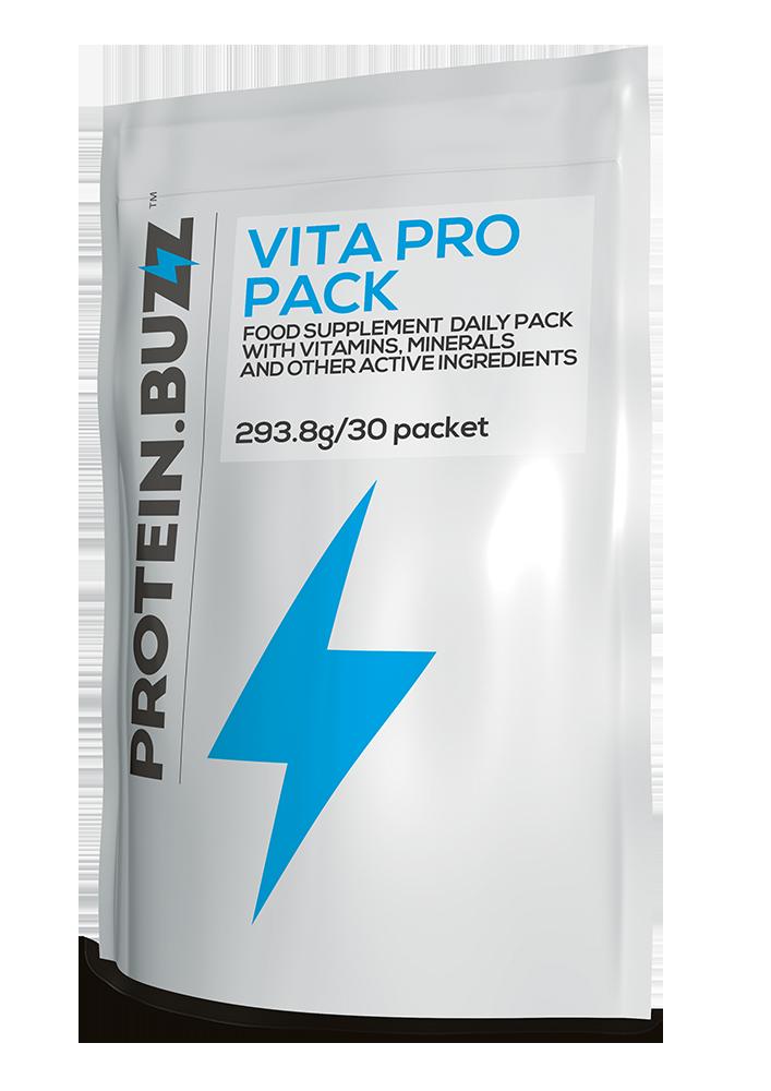 Protein Buzz Vita Pro Pack 30 bal.