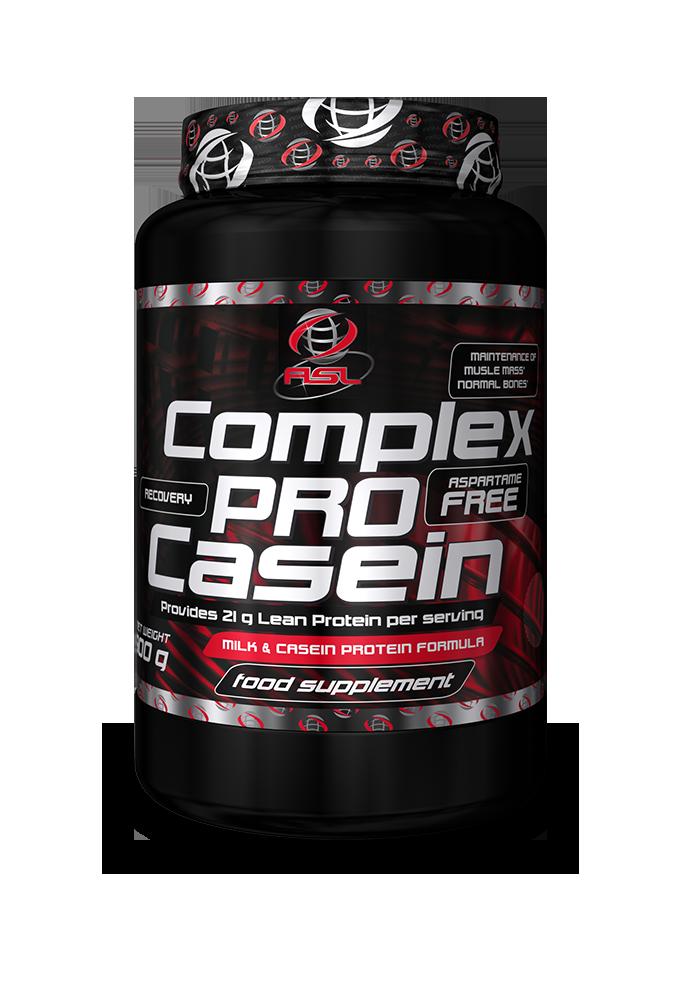 AllSports Labs Complex Pro Casein 1,8 kg