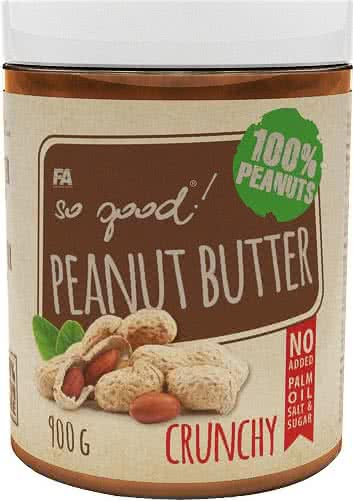 Fitness Authority So Good! Peanut Butter 350 g