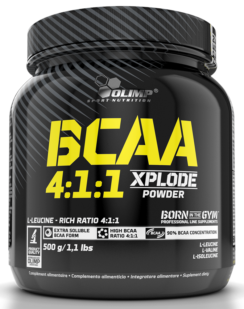 Olimp Sport Nutrition BCAA 4:1:1 Xplode Powder 500 g