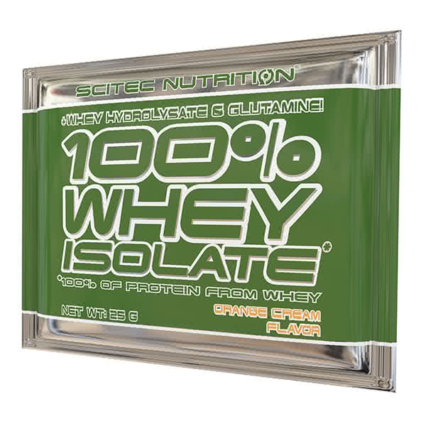 Scitec Nutrition 100% Whey Isolate 25 g