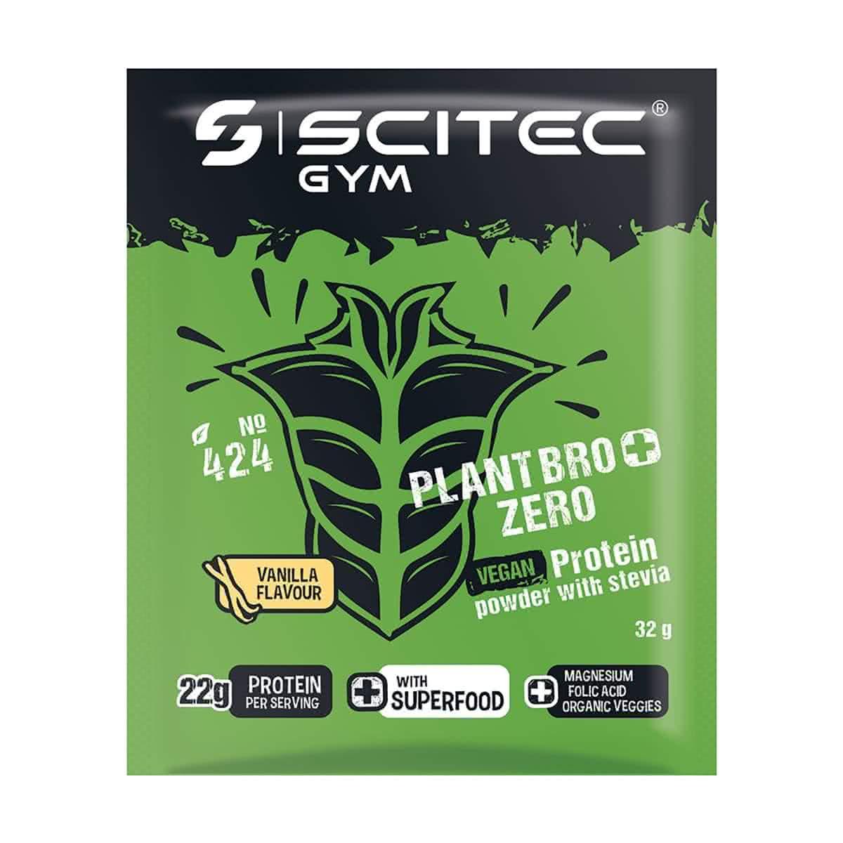 Scitec Nutrition PlantBro+ Zero 32 g