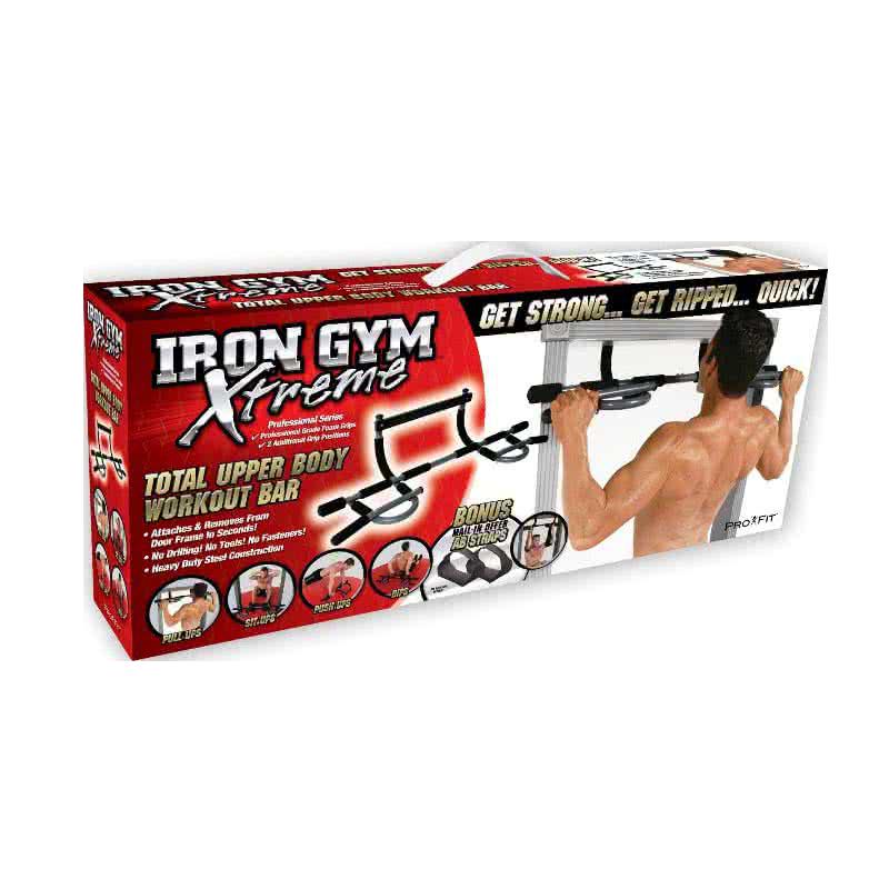 Everlast Iron Gym Xtreme ks