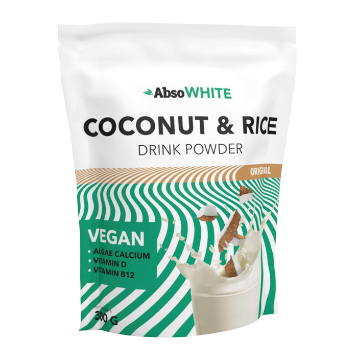 AbsoRice AbsoWhite Coconut & Rice 0,3 kg
