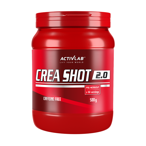 ActivLab Crea Shot 2.0 500 g