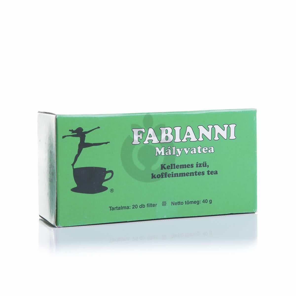 Další produkty Fabianni Malloe Tea 20 filtr