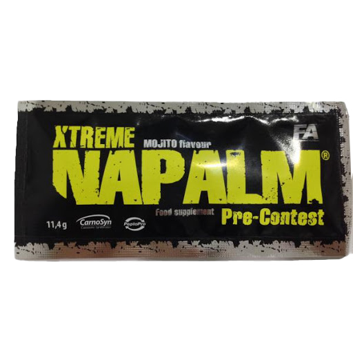 Fitness Authority XTreme Napalm Pre-Contest 11,2 g
