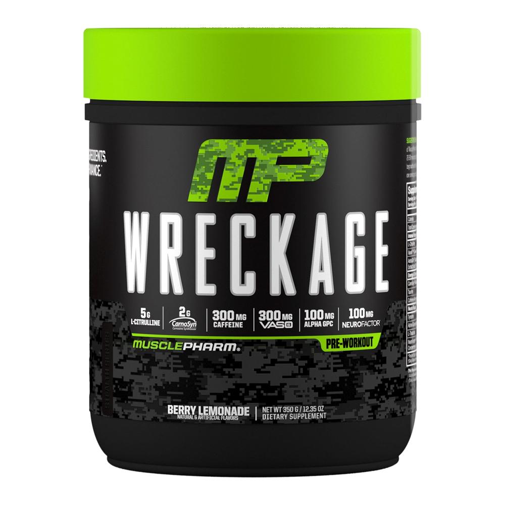 MusclePharm Wreckage Pre Workout 357 g