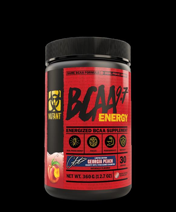 Mutant BCAA 9.7 Energy 360 g