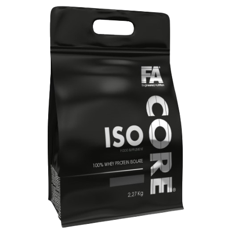 Fitness Authority Iso Core 2 kg