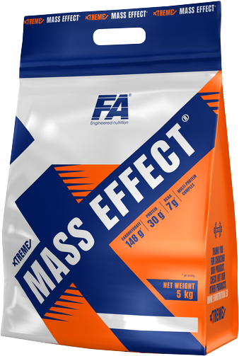 Fitness Authority Xtreme Mass Effect 5 kg