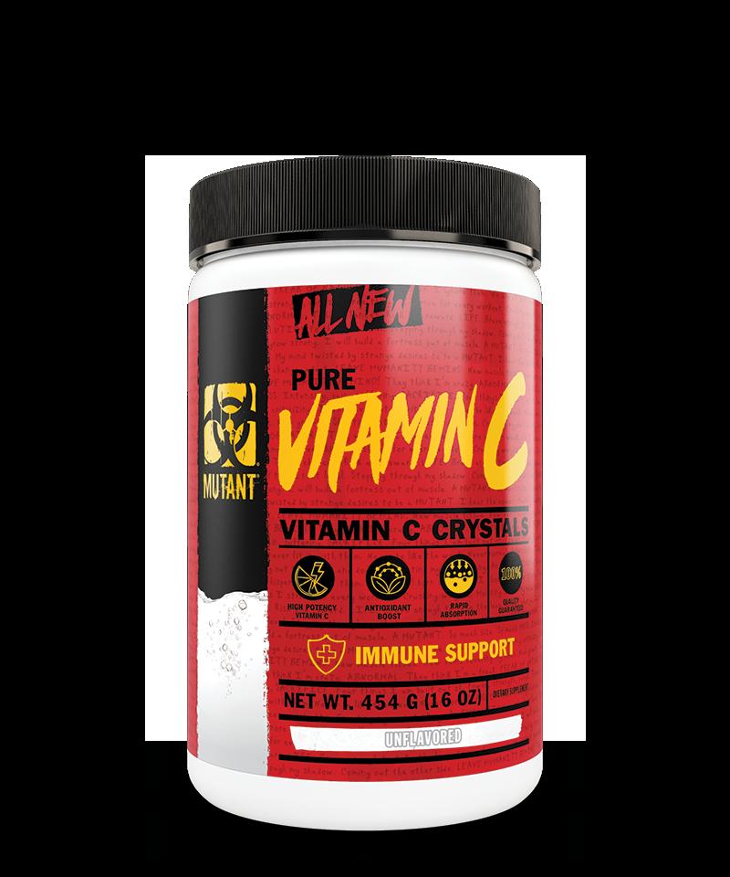 Mutant Pure Vitamin C Crystals 454 g