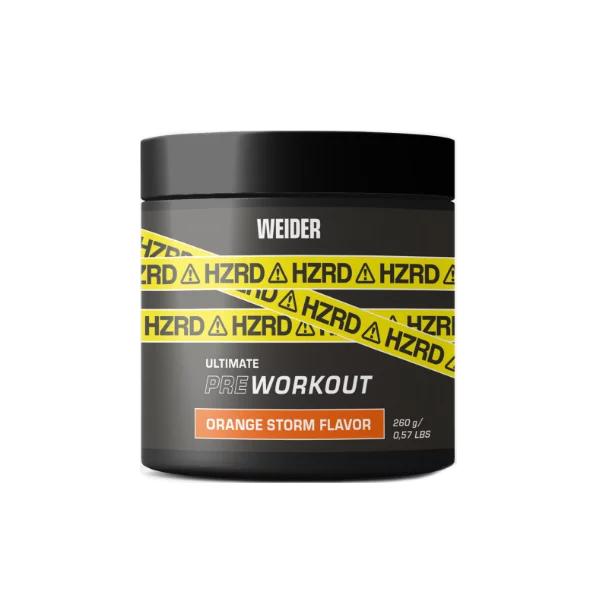 Weider Nutrition HZRD Powder 260 g