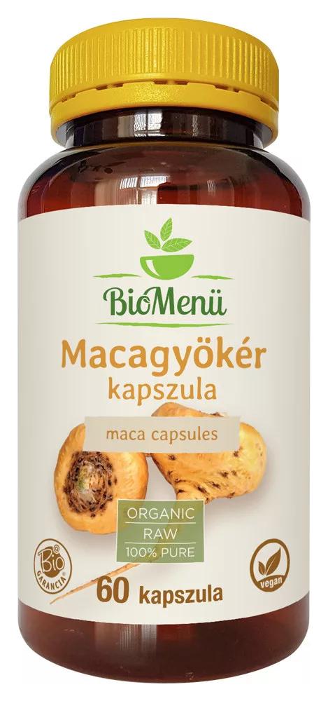 BioMenü Maca 60 kaps