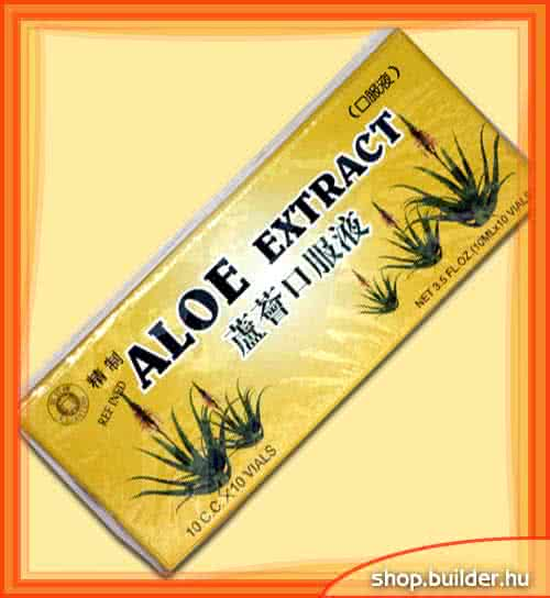 Dr. Chen Aloe Extract (ampulles) 10 amp.