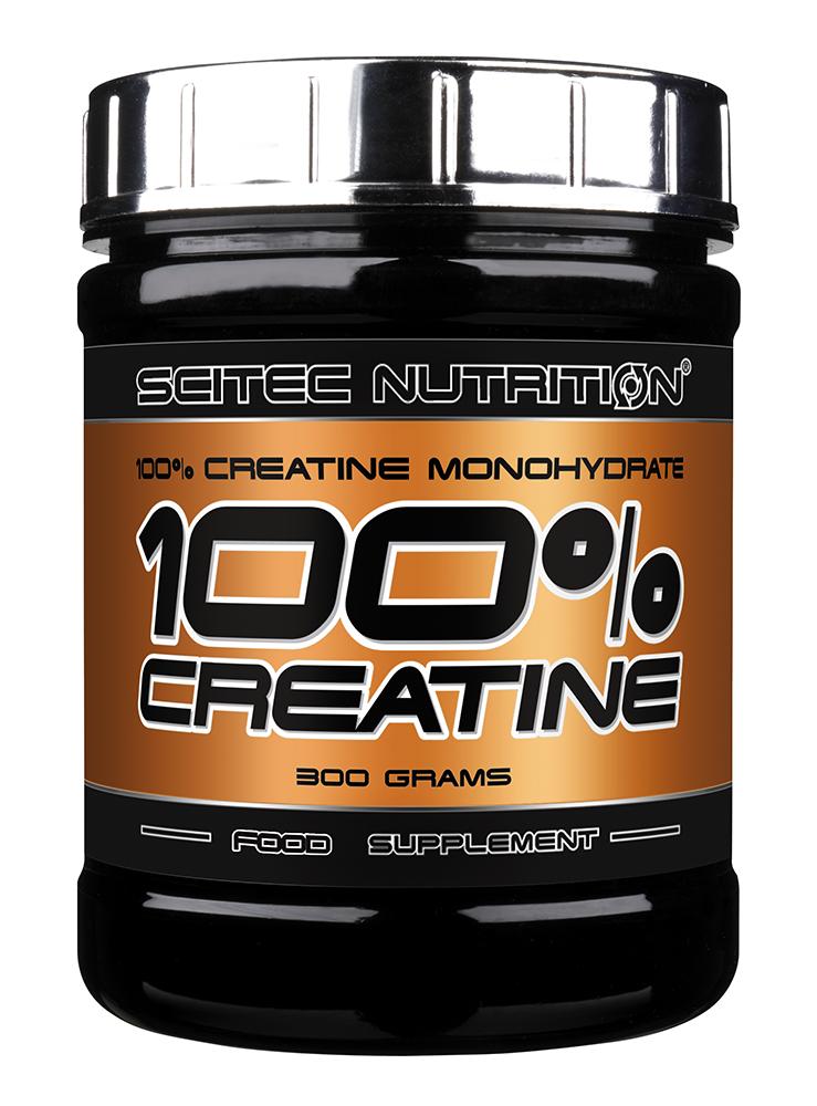 Scitec Nutrition 100% Creatine 300 g