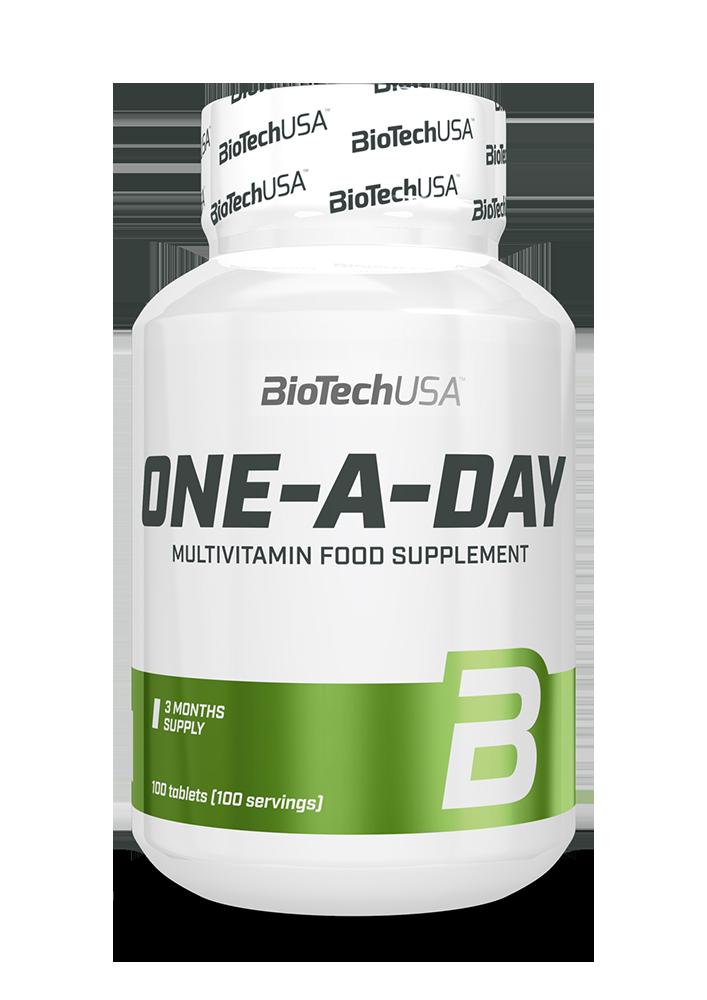 BioTech USA One-A-Day 100 tbl.