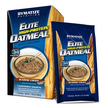 Dymatize Oatmeal 7x72 g