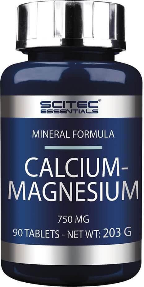 Scitec Nutrition Calcium-Magnesium 90 tbl.
