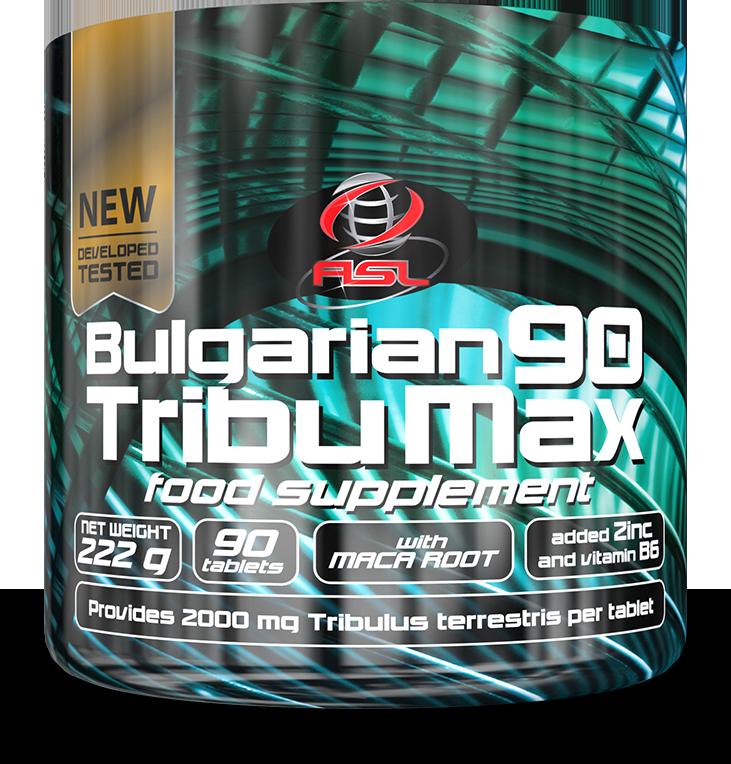 AllSports Labs Bulgarian 90 Tribumax 90 tbl.