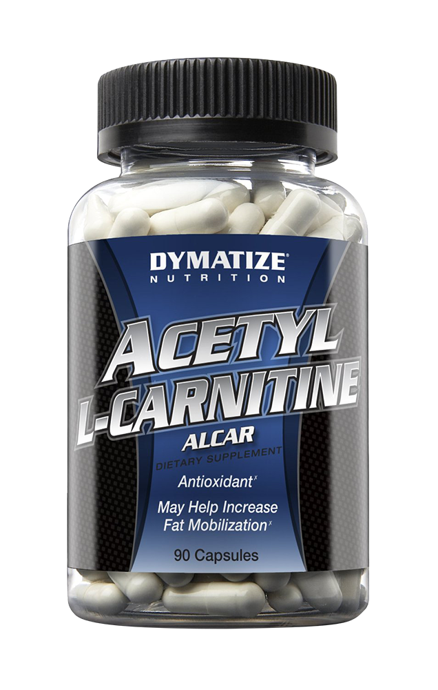 Dymatize Acetyl L-Carnitine 90 kaps
