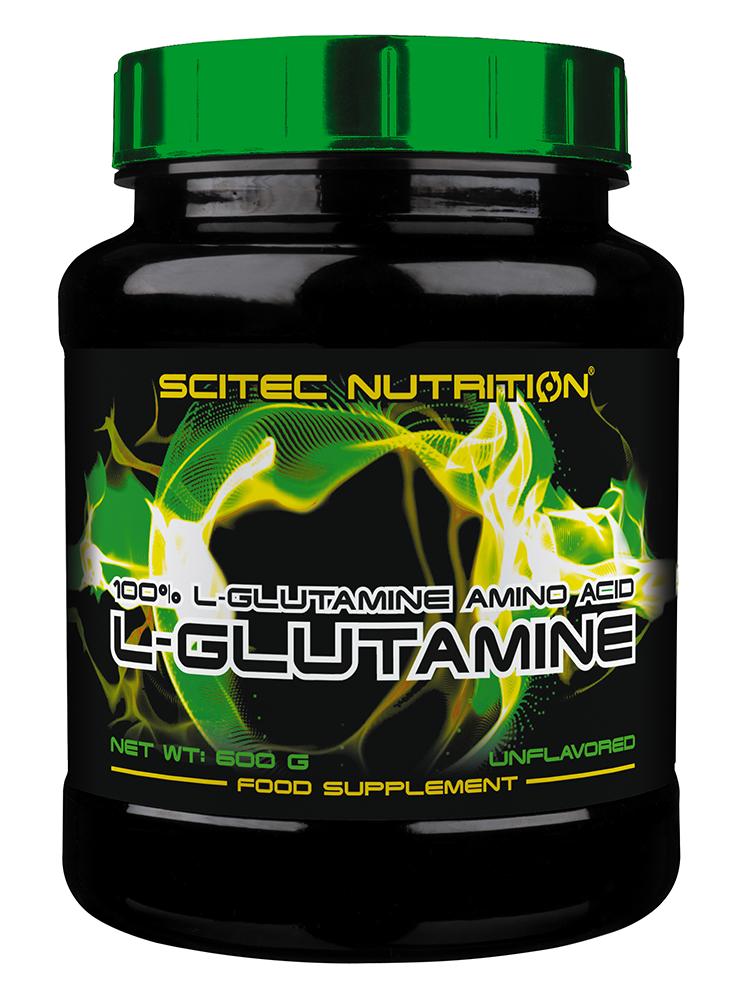Scitec Nutrition L-Glutamine 600 g